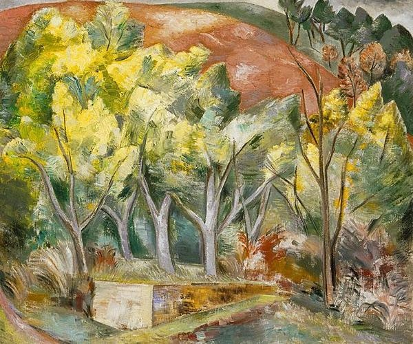 Mimosa Wood  Paul Nash