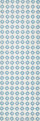 Antico Blue inserto A Dekoracje ścienne - 20x60 - Antico / Arke