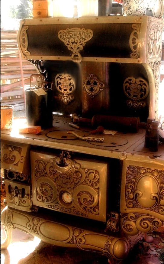 76 Best Images About Antique Stoves On Pinterest Wood