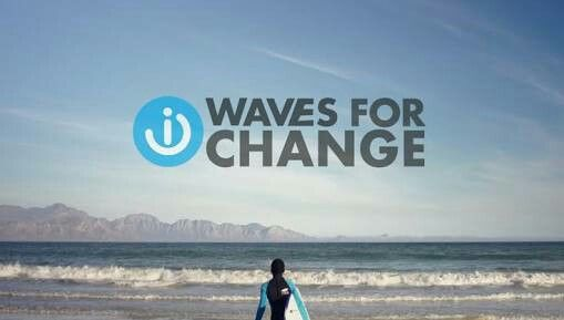 Waves4change making a positive impact to the youth in South Africa through surfing