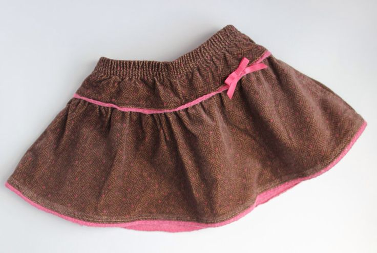 Baby Girl Corduroy Skirt by Gymboree, Size 3-6 Months.  Buy Resale and Save!