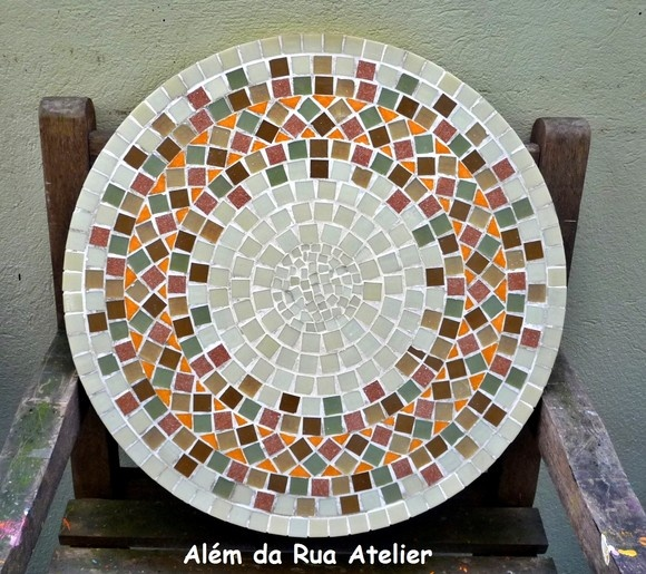 Have a fairly new obsession with mosaic tables...looking for a beautiful pair to use as night stands in the new apt!