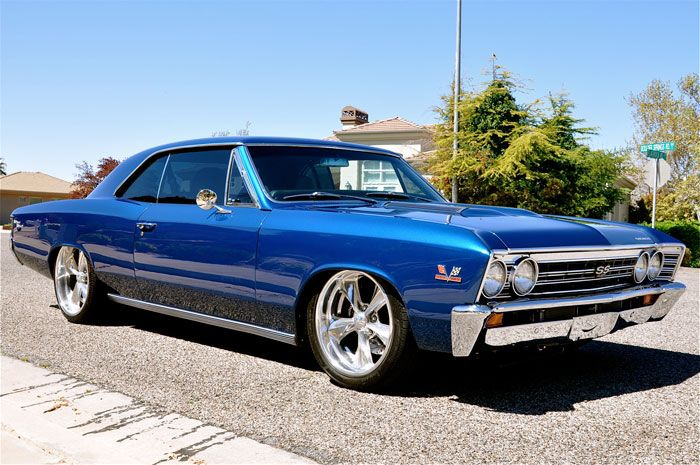 1967 Chevrolet Chevelle SS Twin-Turbo | Red Hills Rods and Choppers Inc. - St. George Utah