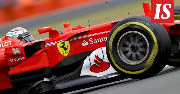 Britannian GP ajetaan Silverstonessa kello 15 alkaen.