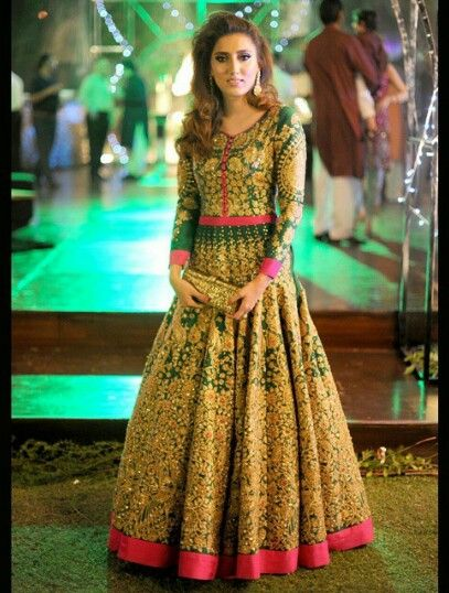 Gorgeous gown by Ali Xeeshan