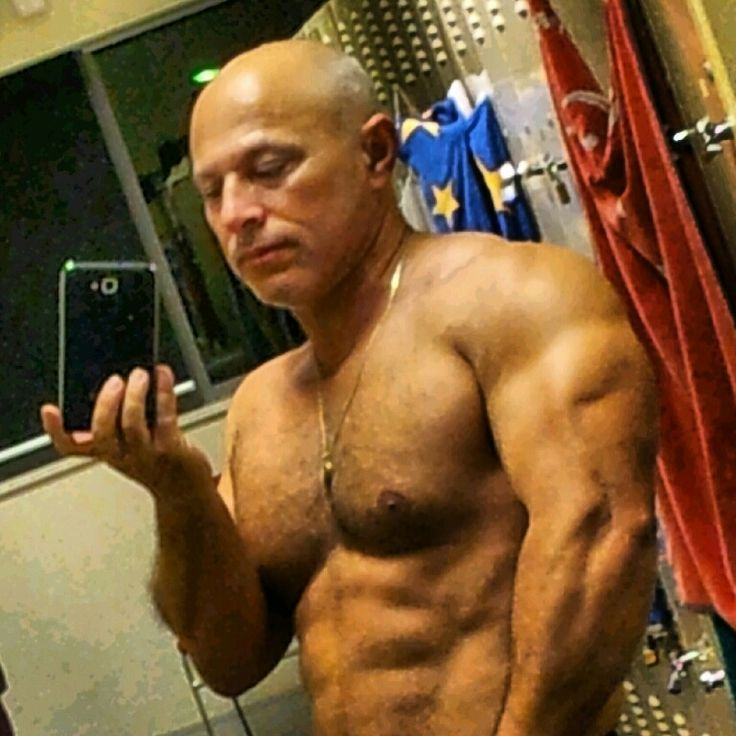Over 50 and still bodybuilding