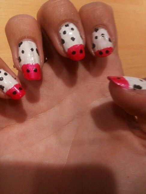 Koeien nagels !