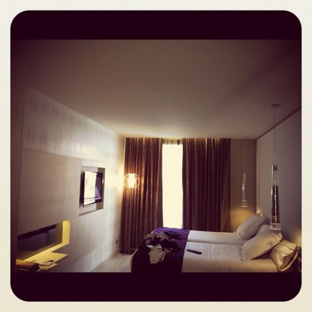 My new room in Barcelona