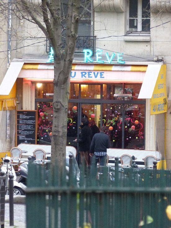Au Reve, Paris - Montmartre - Restaurant Reviews, Phone