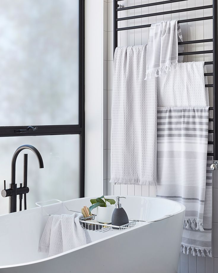 Best BATHROOM INSPO Images On Pinterest Bath Towel Storage - Velour bath towels for small bathroom ideas