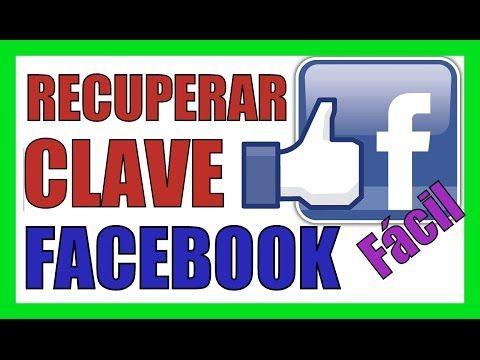 COMO RECUPERAR UNA CONTRASEÑA DE FACEBOOK #recuperar #cuenta de #facebook #tutorial para recuperar la #contraseña de la cuenta de facebook paso a paso #facilmente y #online.