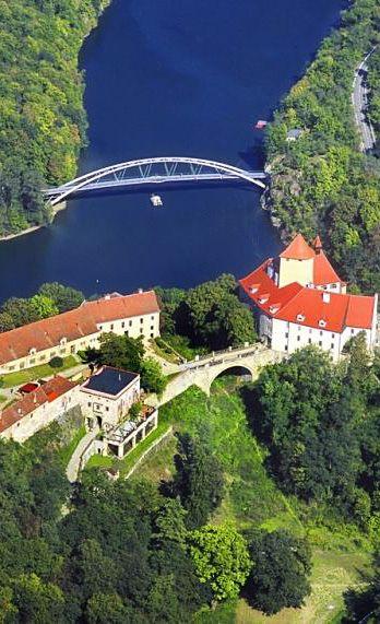 Veveří gothic castle (South Moravia), Czechia