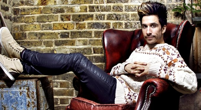 Russell Kane - Award winning comic http://champions-speakers.co.uk/speakers/comedy-and-entertainment/russell-kane
