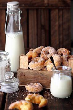 Kanela y Limón: Rosquillas fritas de la señora Orlanda