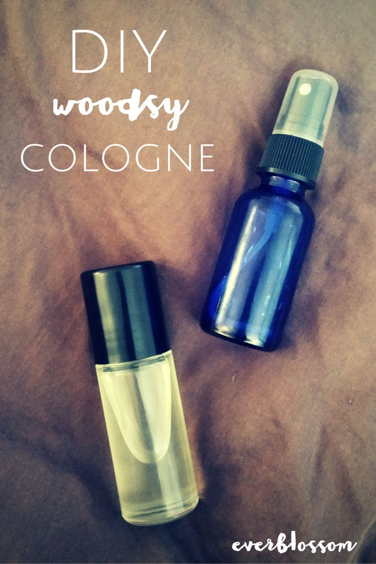 Woodsy Essential Oil Cologne Blend for Men