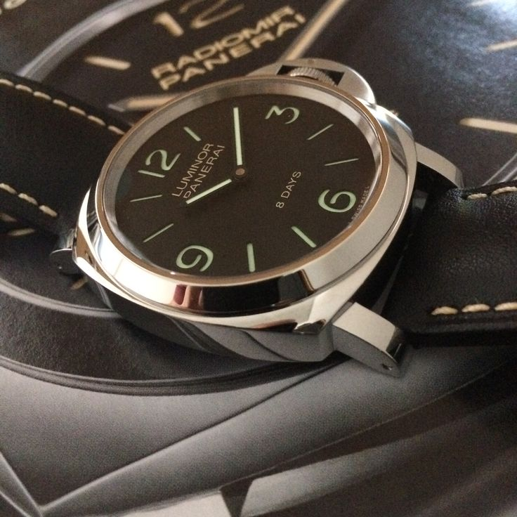 #PaneristiFriday Panerai Luminor 8 Day Power Reserve http://www.globalwatchshop.co.uk/panerai-luminor-8-day-pam560.html?utm_content=bufferc90aa&utm_medium=social&utm_source=pinterest.com&utm_campaign=buffer In Stock - DM for details