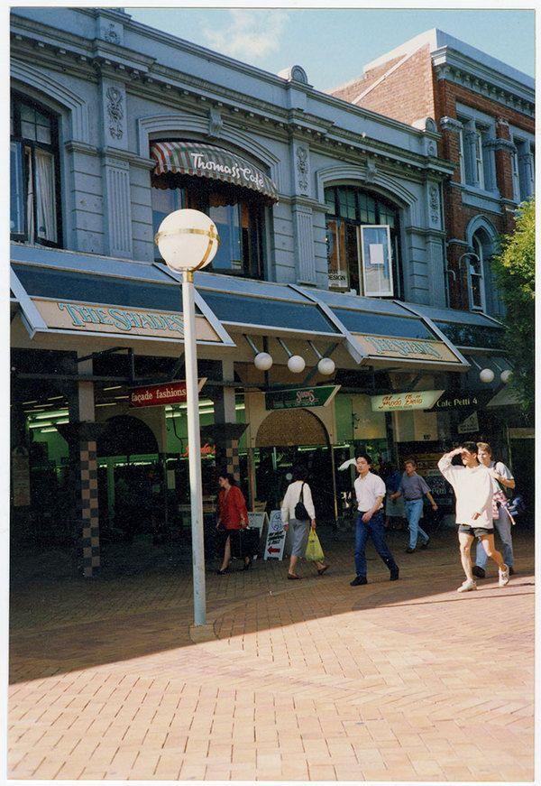Shades Arcade 1993