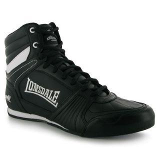 Lonsdale Tornado Mens Boxing Boots - SportsDirect.com
