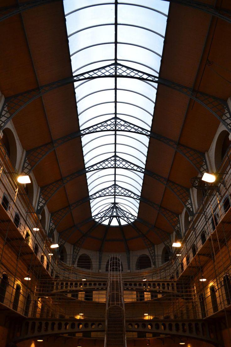 #Photograph #Kilmainham #Gaol - #Victorian Wing - #Dublin by Chiara Villata on #500px