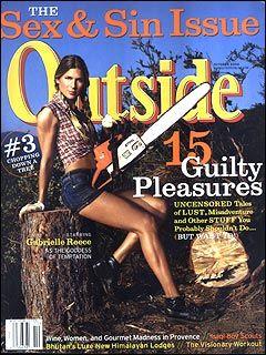 Outside Magazine, October 2004