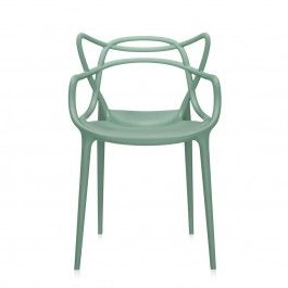 Kartell Masters Chair 14/Sage Green 57X47x84cm