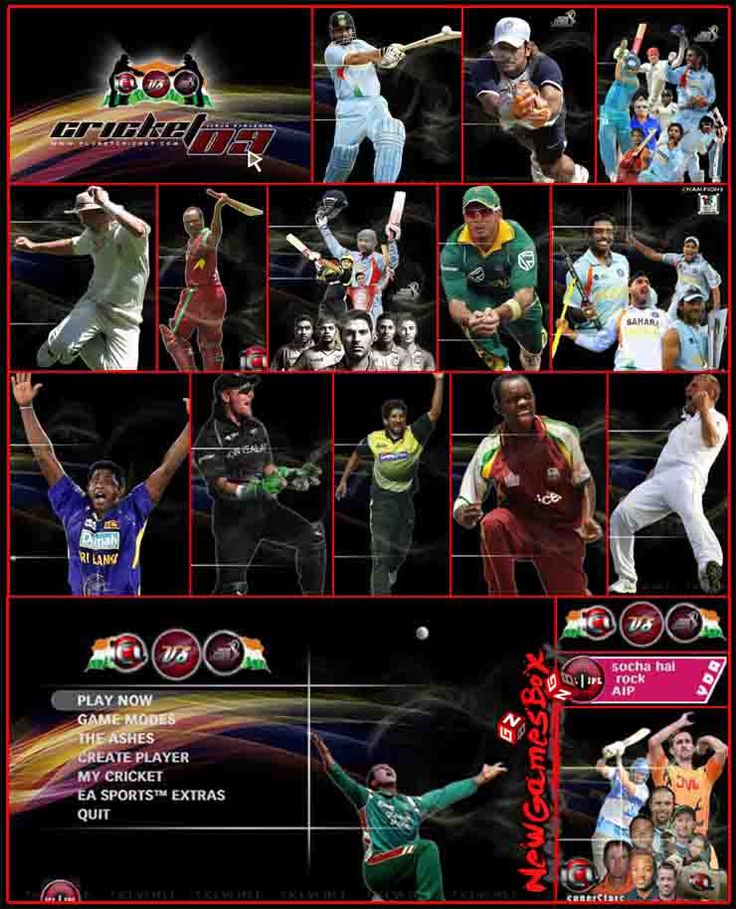 Ea sports cricket 2013 for pc free full version download ~ all.