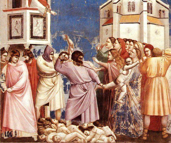 Massacre of the Innocents (Giotto di Bondone)
