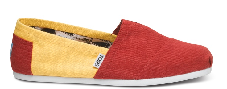 TOMS USC Campus Classics: www.TOMS.com/usc // #Trojans #USC #football #gameday #tailgate #TOMSshoes #OneforOne One for One