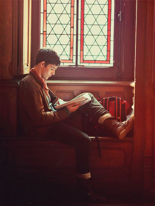 Colin Morgan - Merlin Pinterest: us_nilep
