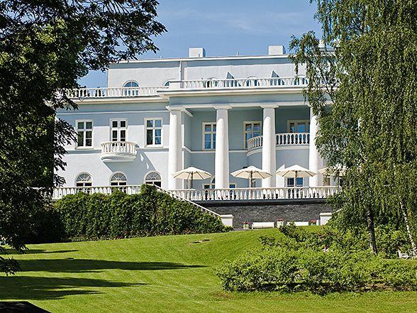 Upea Hotelli Haikon Kartano – vaativan hääparin valinta via Häät.fi