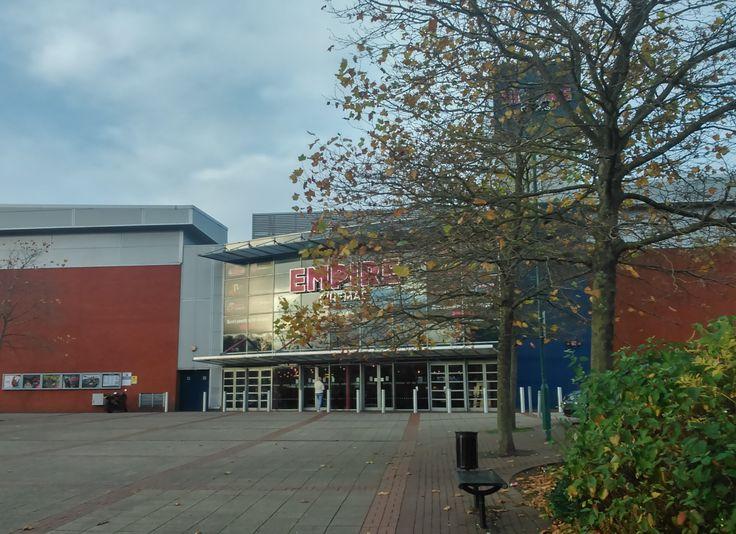 The Empire Cinema, Birmingham Great Park, Rubery.