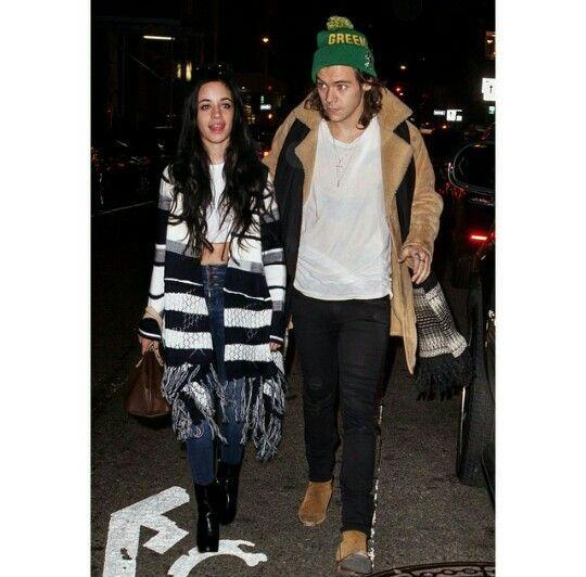 Camila Cabello and Harry Styles manip