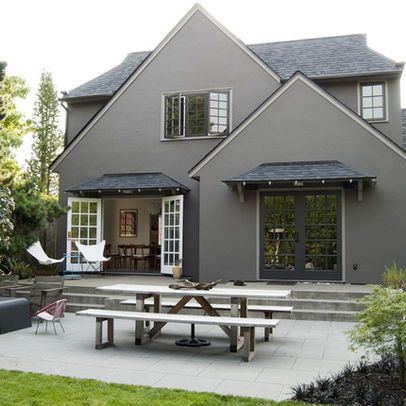 Best 25 exterior house paints ideas on pinterest house for Modern alternatives to stucco