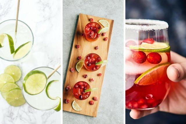 Przepisy na zdrowe świąteczne drinki