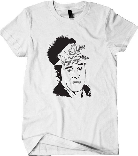 Seinfeld Shirt  Kramer Shirt  Kramer Enterprises  George