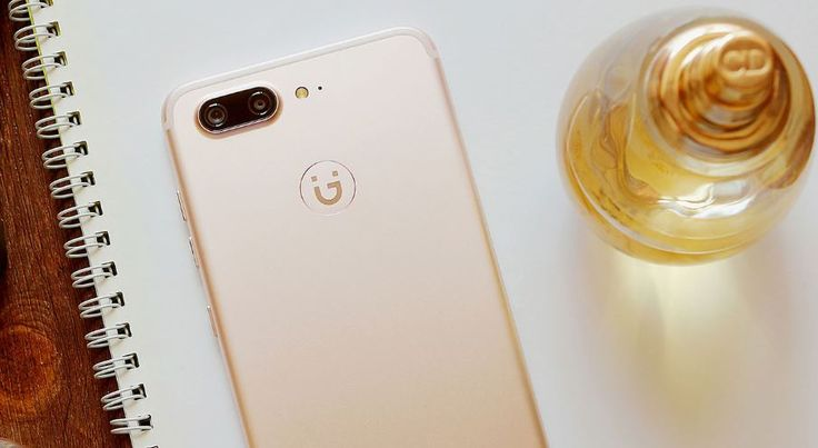 Gionee S10 launched with 4 camera setup - KNine Vox