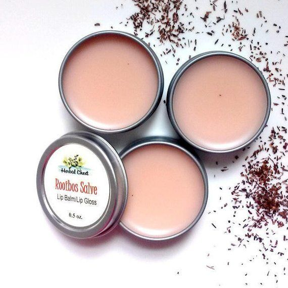 antioxidant rooibos lip butter unique bridal shower favors tinted lip balm lip gloss unscented natural moisturizer dry lips bulk gifts