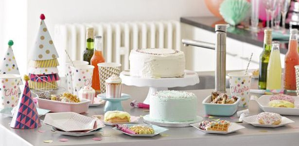 """Addobbi e decorazioni per feste a tema """"Compleanno Pop"""" su VegaooParty"""