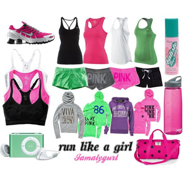 Gonna be wearing these cute work out clothes to help me achieve my perfect body :)  #ThingsIllDoWhenImSkinny