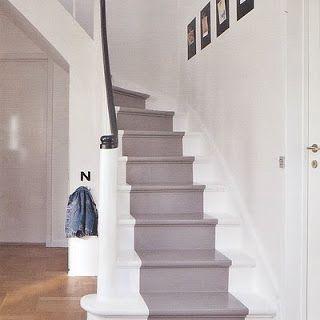 Villa Minimalista: Tripp trapp trappor