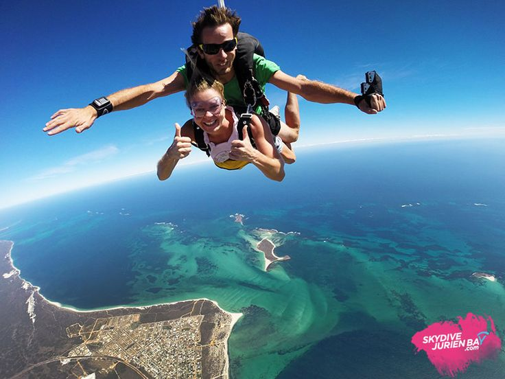 This is the World's Most Beautiful Beach Skydive. Skydive Jurien Bay. Skydiving Perth. Skydive