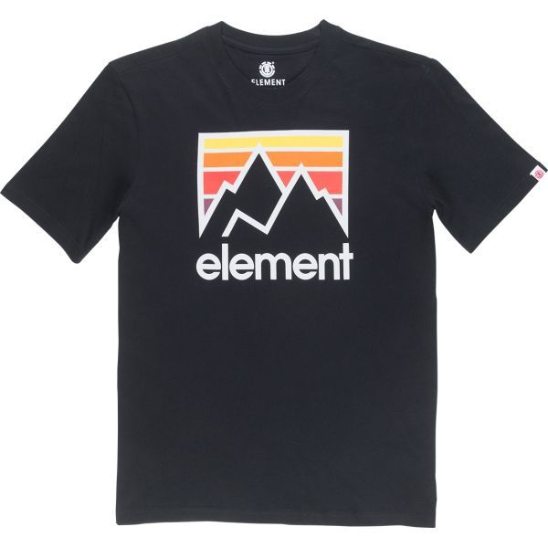 Element DROP BOY T shirt à manches longues flint black