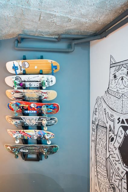 Urban Man Cave - Picture gallery