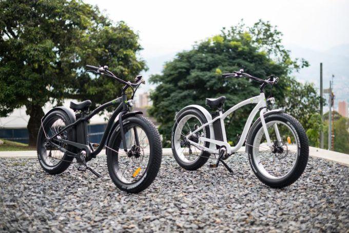 AKT e-city: nueva línea de bicicletas eléctricas