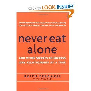 """If you're """"lost"""" on the topic of networking and the importance of why to do it, check this book out."""