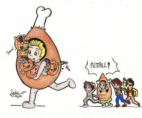 one direction cartoon funny | One Direction Cartoons Tumblr ...