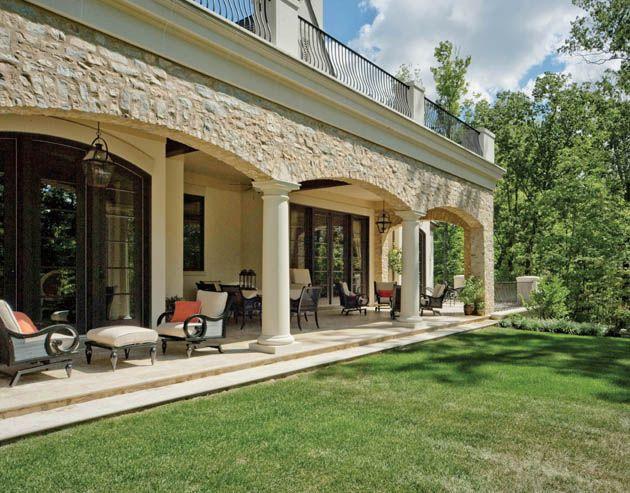 Front Elevation Of Verandah : Under the florida sun decoración para el hogar
