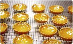 Pie Susu aka Egg Taart - Trial perdana langsung jadi ^^, anti gagal