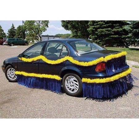 Car Parade Float Decoration Kit Homecoming Decorations Cars And Supplies