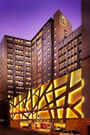 park hotel, hong kong